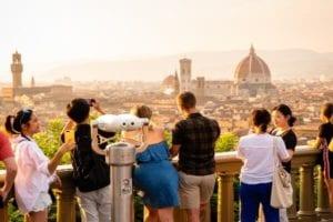 turisti stranieri in italia, target verso cui indirizzare la promozione di una casa vacanze all'estero