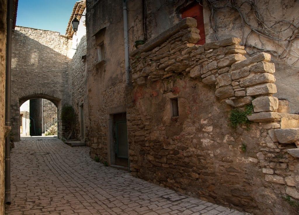 Araldo Borgo Medioevale