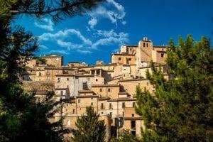 un borgo italiano
