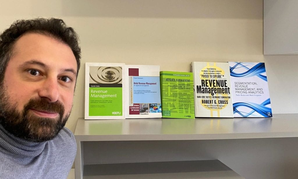 bruno strati e i suoi libri preferiti sul revenue management